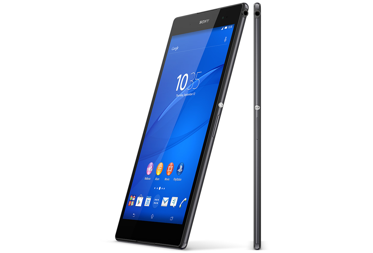 Caratteristiche Sony Xperia Z3 Tablet Compact
