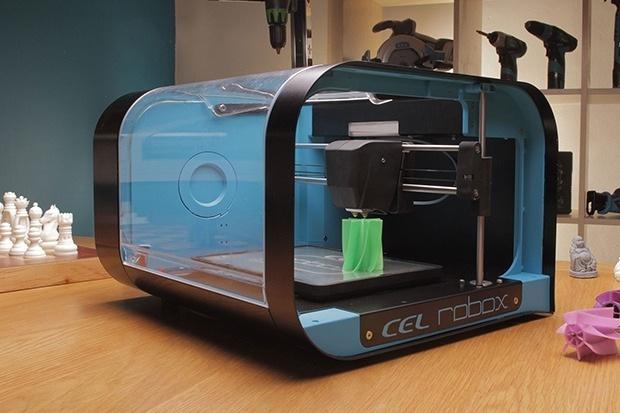 Come funziona stampante 3D