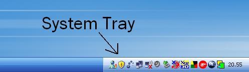 Come rimuovere avvisi del sistema di protezione di Windows dal System Tray