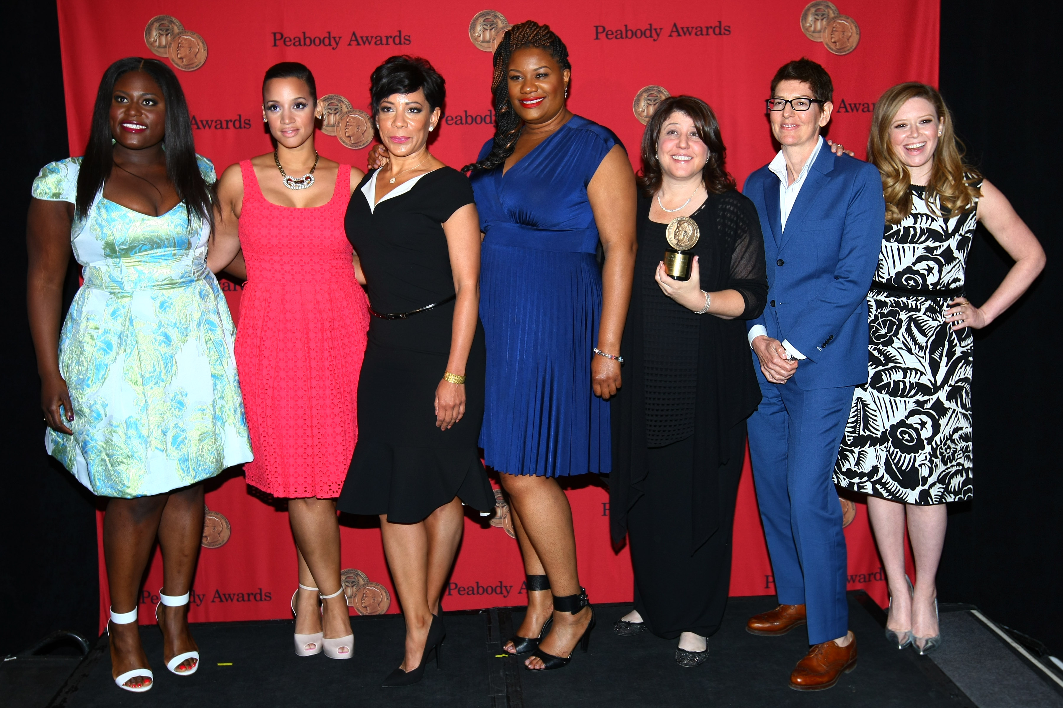 The cast and crew of Orange is the New Black 2014