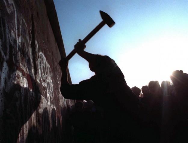Un cimitero anche per il Muro di Berlino