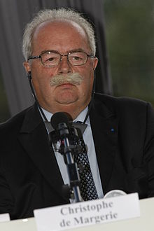 Chi era Christophe de Margerie