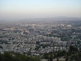 Dove si trova Damasco