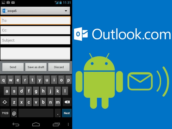 Come Sincronizzare i contatti Android con Outlook