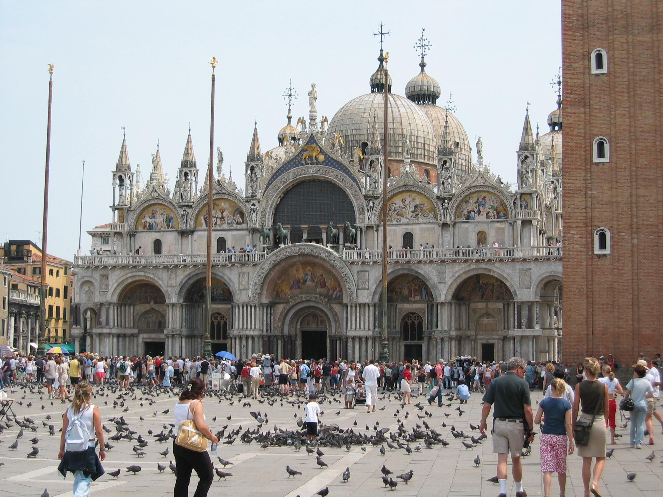 Venedig Basilika