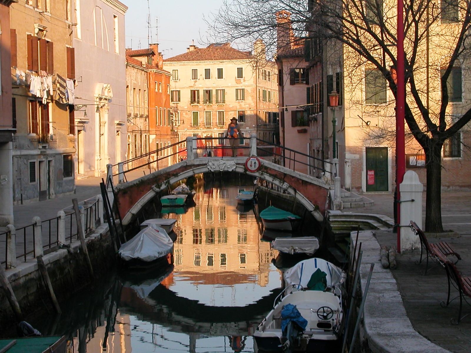 Venezia   Rio delle Terese