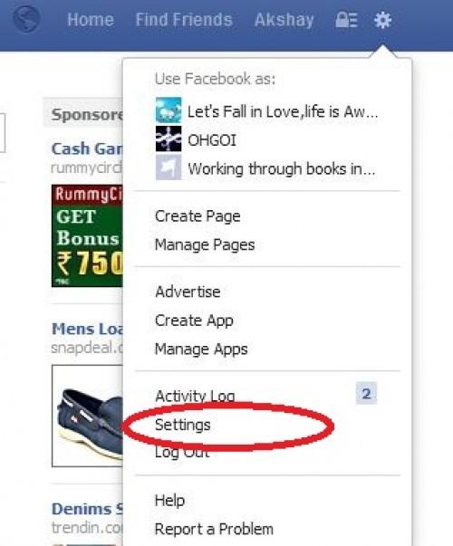 Come sbloccare un utente su Facebook