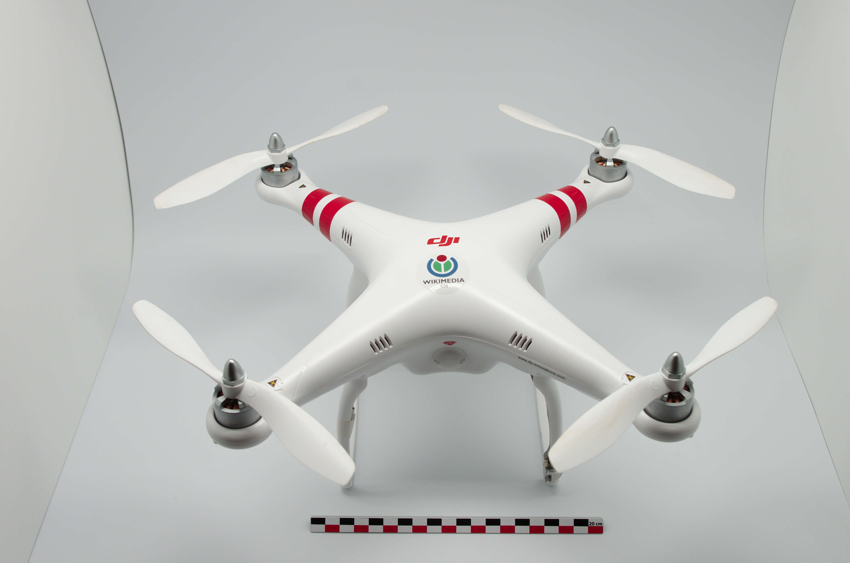 WMCH Drone   Echelle