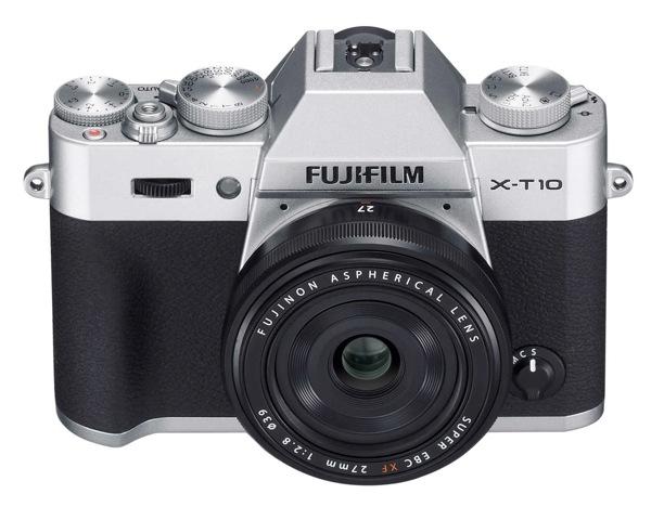 Caratteristiche Mirrorless Fujifilm X-T10