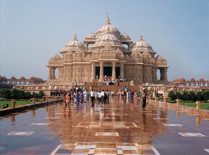 Riti e costumi di un Tempio Indù