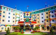 Apre in Florida il più grande hotel fatto di Lego.