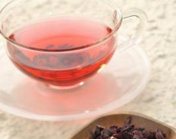 Gli usi del tè all'ibisco