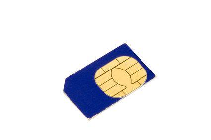 Come rimuovere una micro-SIM Card dall'iPad
