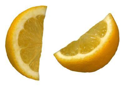 Maschere con albume e limone
