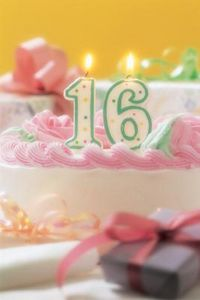 Sweet 16: come organizzare una festa di compleanno