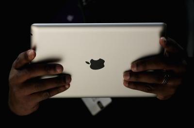 Come modificare la password per l'iPad