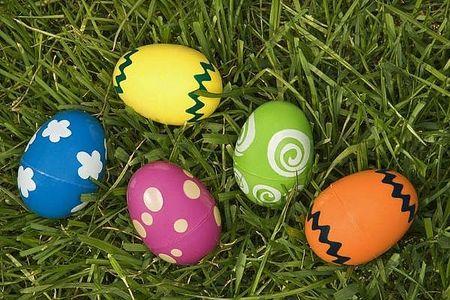 Pasqua: caccia alle uova!