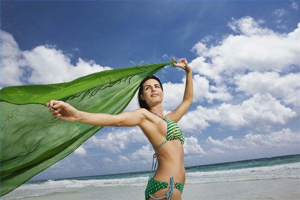 Come indossare un bikini con sicurezza