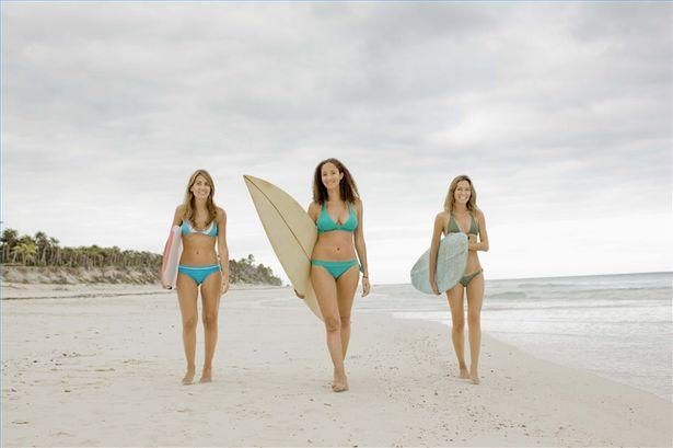 Come apparire la meglio con il bikini