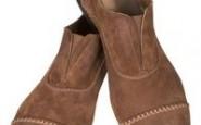 Come colorare le scarpe di camoscio