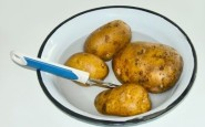 Come sapere se le patate sono del tutto bollite