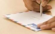 come scrivere l'indirizzo su una lettera