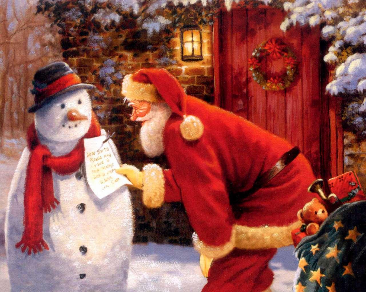 Dov E Babbo Natale.Chi E Veramente Babbo Natale Notizie It