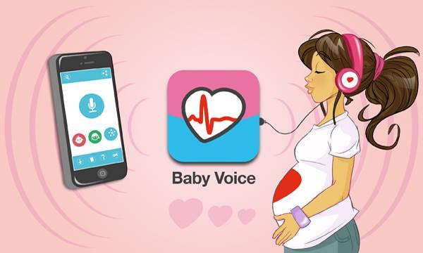 Cos'è Baby voice, l'app per ascoltare il battito del feto