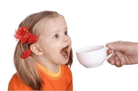 Quali sono le tisane più adatte ai bambini?