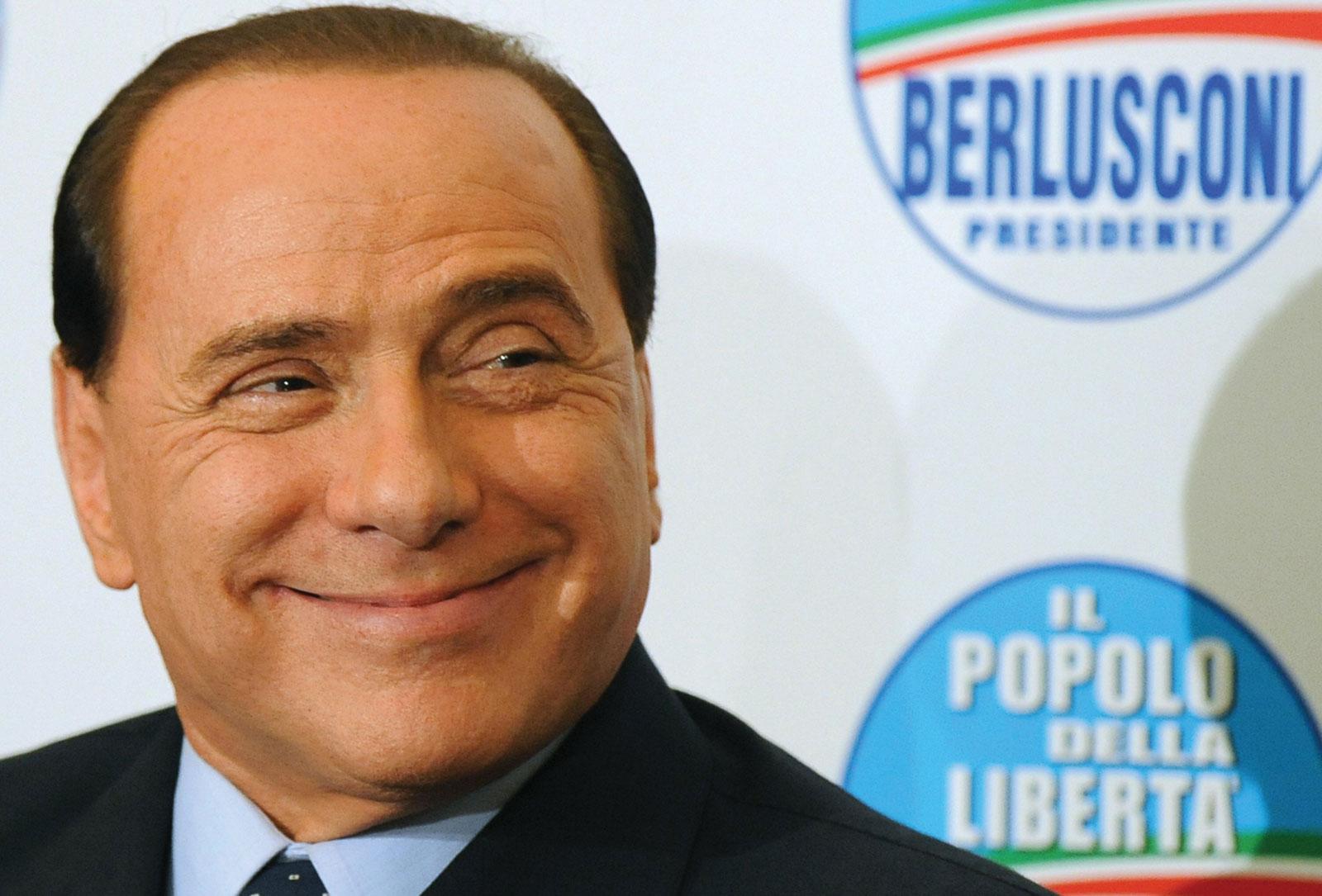 Cosa ha detto Berlusconi sull'Unità del Pdl