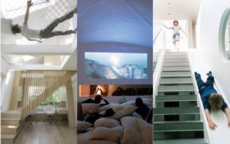 Le cose più strane con cui i miliardari stanno decorando casa