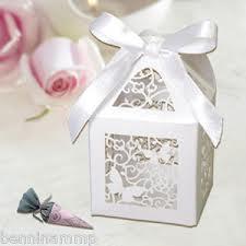 Bomboniere e i confetti per le nozze