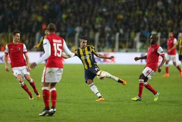 Come vedere in streaming ottavi Europa Braga (Por) - Fenerbahçe (Tur)-17 marzo 2016