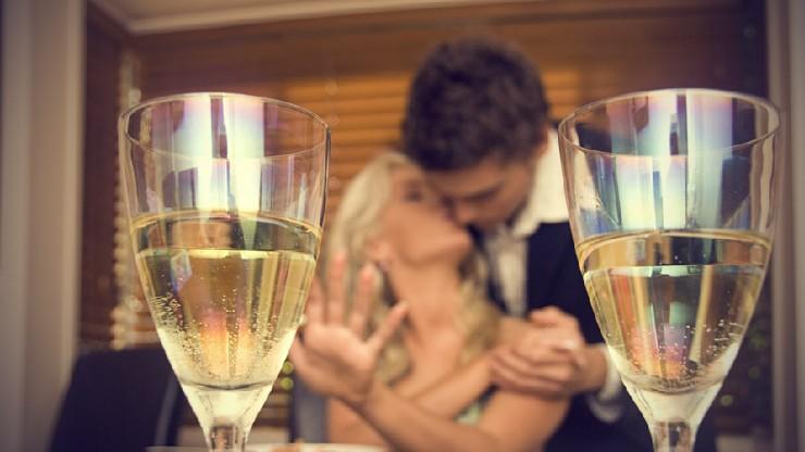 Come festeggiare primo Capodanno in coppia