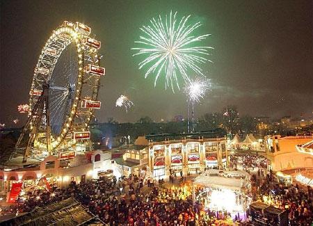 Cosa fare a Capodanno a Vienna