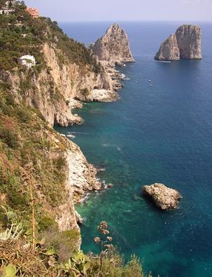 Le spiaggie piú belle d'Italia