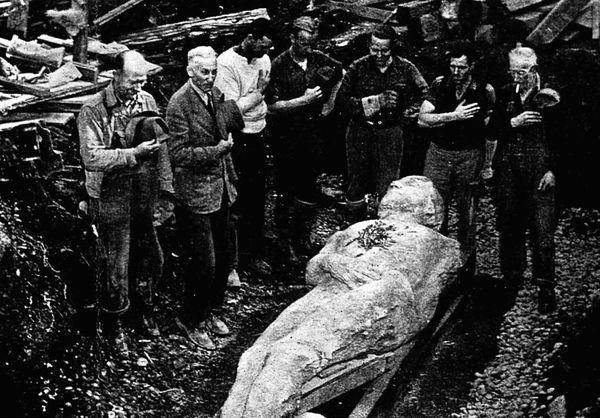 Storia di una frode: Il Gigante di Cardiff