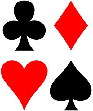 Come ricordare il valore dei semi delle carte