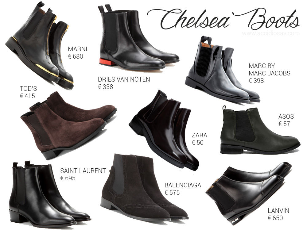Differenze tra chelsea e Oxford scarpe