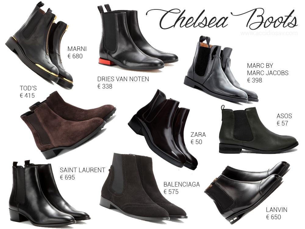193e4766f3fdb Differenze tra chelsea e Oxford scarpe