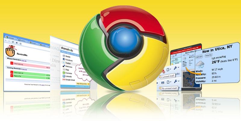 Come cancellare estensioni Chrome