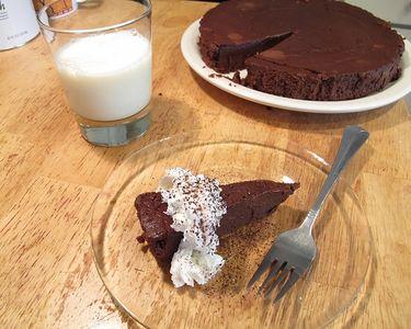 Ricette: torta al cioccolato