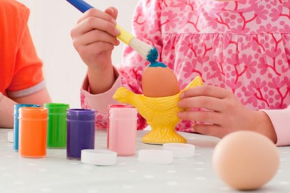 Uova di Pasqua più facili di sempre!