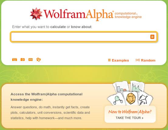Come funziona Wolfram Alpha?