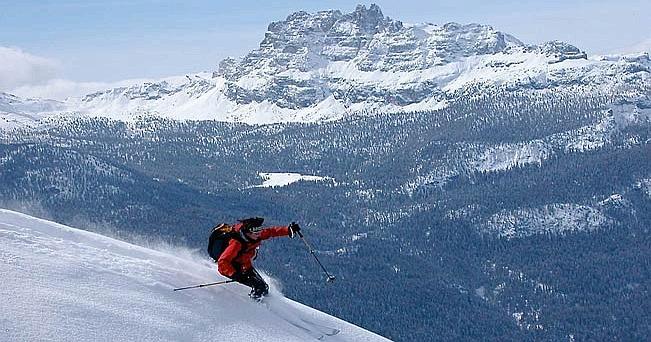 Dove sciare in Italia: tutte le informazioni su Cortina d'Ampezzo
