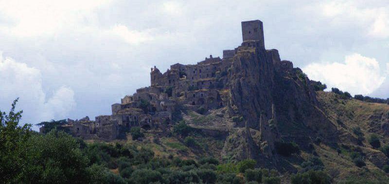 Basilicata Craco