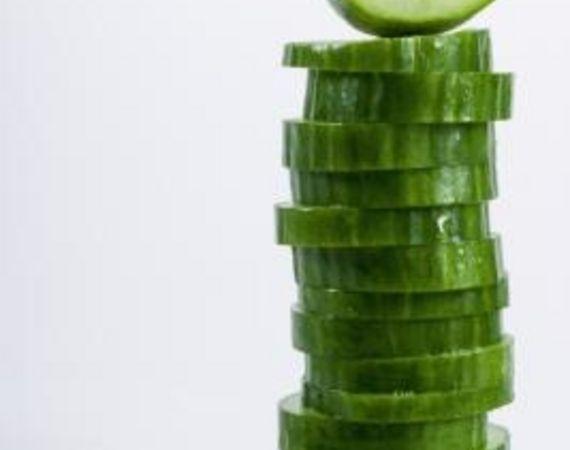 Come conservare i cetrioli affettati