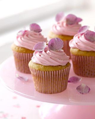 Ricette: cupcakes alla vaniglia