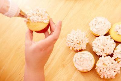 Come preparare una fantastica glassa per cupcakes