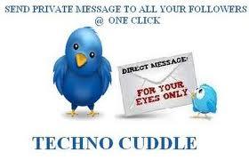 Come inviare un messaggio diretto a tutti i tuoi seguaci Twitter